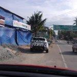 2015 Land Rover Freelander spied rear