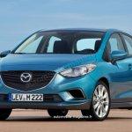 2015 Mazda 2 Rendering