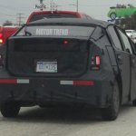 2015 Toyota Prius spied
