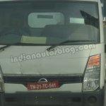 Ashok Leyland Partner spied Chennai  front fascia