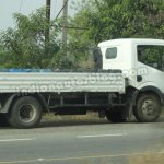 Ashok Leyland Partner spied Chennai side