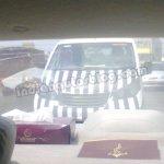 Ashok Leyland Stile spied Chennai front fascia