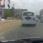 Ashok Leyland Stile spied Chennai rear