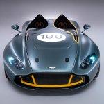Aston Martin CC100 front