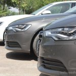 Audi A6 Special Edition LED headlamps