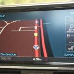 Audi A6 Special Edition MMI screen