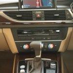 Audi A6 Special Edition centre console