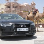Audi A6 Special Edition front three quarters right