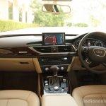 Audi A6 Special Edition interior