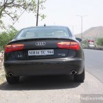Audi A6 Special Edition rear