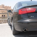 Audi A6 Special Edition taillamp