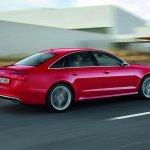 Audi S6 side