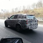BMW Active Tourer XL spied