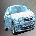 Brilliance BMW Zinoro electric SUV based on X1
