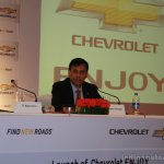 Chevrolet Enjoy Shastry Vempati