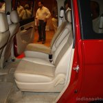Chevrolet Enjoy rear legroom