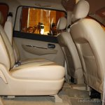 Chevrolet Enjoy rear seat