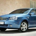 Chevrolet Lacetti Russia