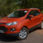 Ford EcoSport media drive Goa