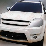 Ford U375 spied in China