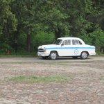 Hindustan Ambassador BS4 diesel