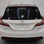 Honda Jade spied rear