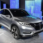 Honda Urban SUV Concept at NAIAS-2013 front quarter