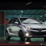 Hyundai HB20S commercial screen grab