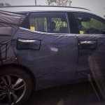 Hyundai Santa Fe caught testing