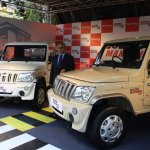 Mahindra Bolero Maxi Truck Plus with Mr. Pravin Shah