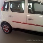 Mahindra Quanto special edition dealership level rub strips
