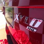 Mahindra Xylo H9 badge
