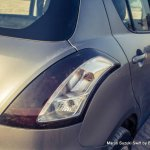 Maruti Swift tail lamp customized BigDaddy