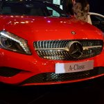 Mercedes A Class India grille