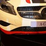 Mercedes A Class Sport Kit front view