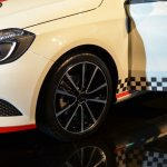 Mercedes A Class Sport Kit front wheel
