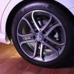 Mercedes A Class alloy wheel design