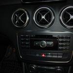 Mercedes A Class center console