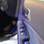 Mercedes A Class controls on the door panel