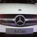 Mercedes A Class diamond grille
