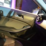 Mercedes A Class door panel