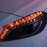 Mercedes A Class headlamp