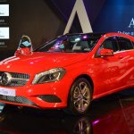 Mercedes A Class launches in India