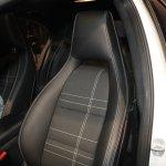 Mercedes A Class passenger seat