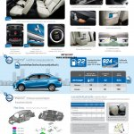 Mitsubishi Attrage Brochure Page 2