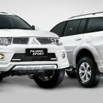 Mitsubishi Pajero Limited edition Indonesia