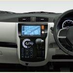 Mitsubishi eK Custon and eK Wagon dashboard