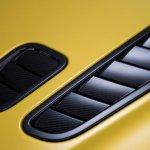 New Aston Martin V12 Vantage S bonnet louvres