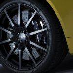 New Aston Martin V12 Vantage S forged alloy wheels