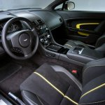 New Aston Martin V12 Vantage S interior